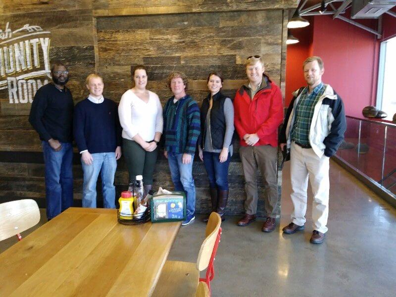 January Board Meeting